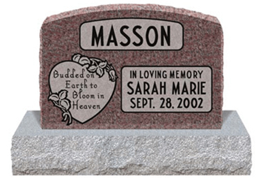 SummitMassonHeadstone
