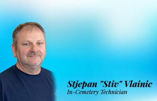 Stjepan 'Stiv' Vlainic