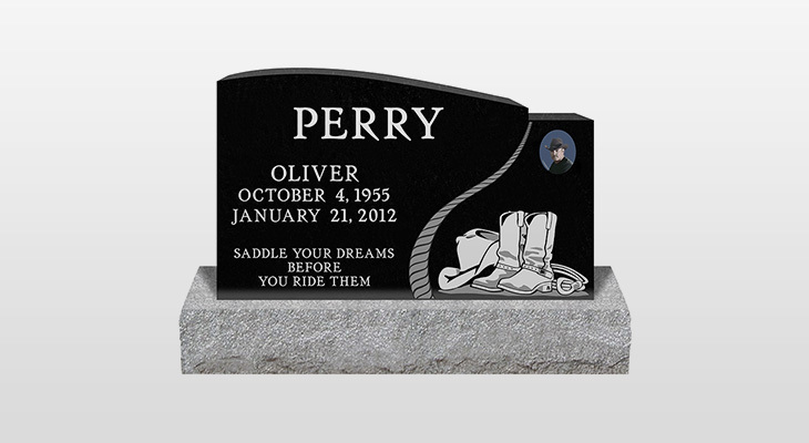 Tips For Choosing The Right Photo For Your Memorial Headstone